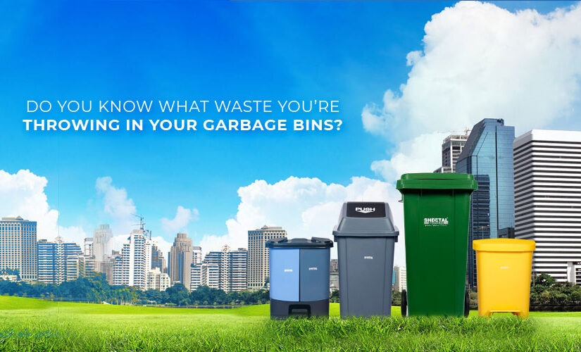 Do you know what waste you're throwing in your garbage bins?