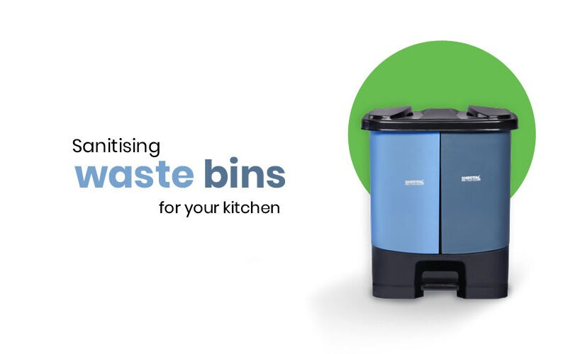 Sanitizing Waste Bins for Your Kitchen