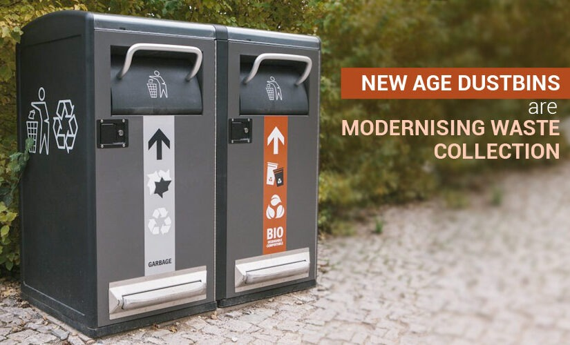 New Age Dustbins are Modernising Waste Collection