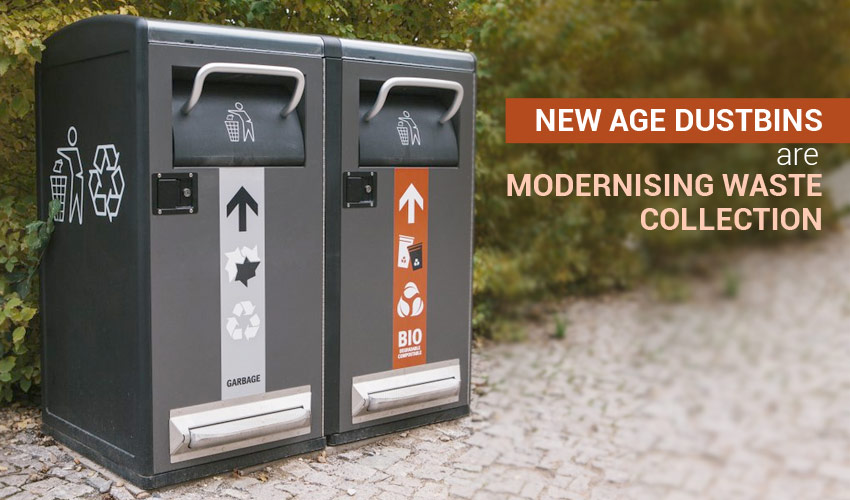 New Age Dustbins
