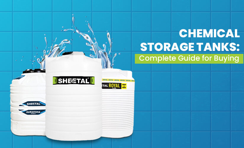 Chemical Storage Tanks: Complete Guide for Buying