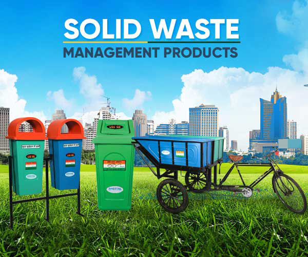 Solid Waste Management Products Manufacturers