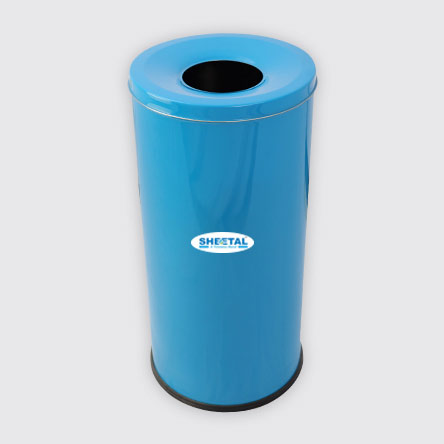 Tube Coated SS Bin