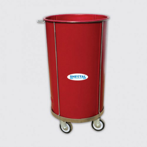 Long Trolley - Solid Waste Management  - The Sheetal Group