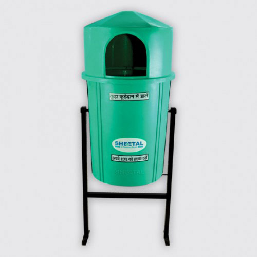 Honda Roadside Bin - Solid Waste Management  - The Sheetal Group