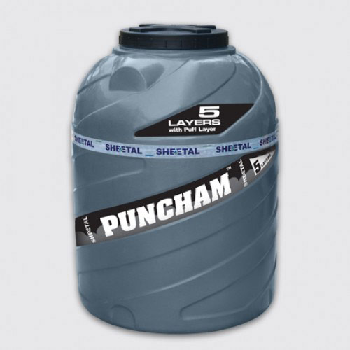 Puncham - Best Water Storage Tanks in India - The Sheetal Group