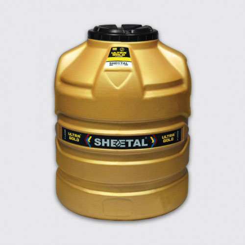 Ultra Gold - Best Water Storage Tanks in India - The Sheetal Group