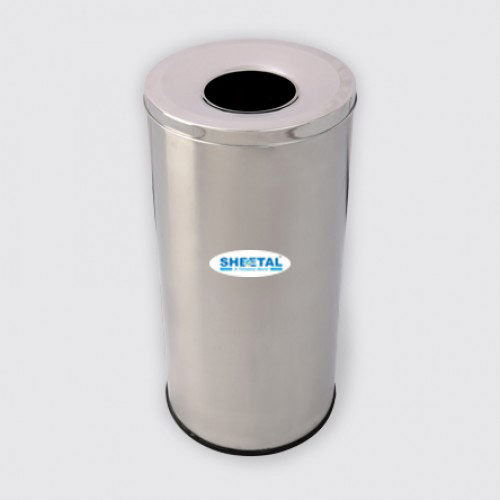 SS Tube Bin - Solid Waste Management  - The Sheetal Group
