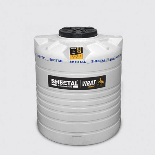 Virat Premium - Best Water Storage Tanks in India - The Sheetal Group