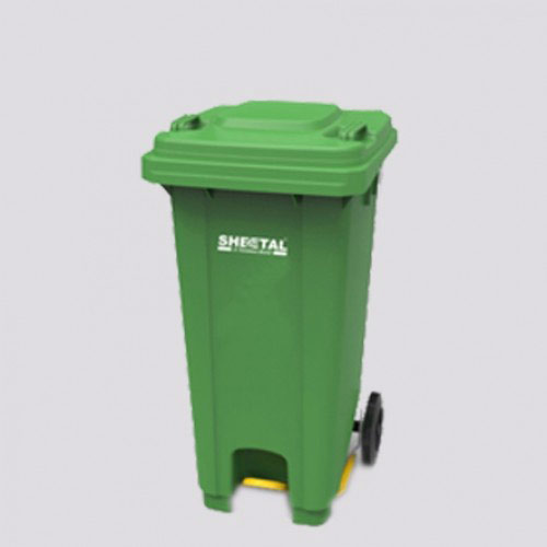 Two Wheeler Bin-II - SOLID WASTE MANAGEMENT