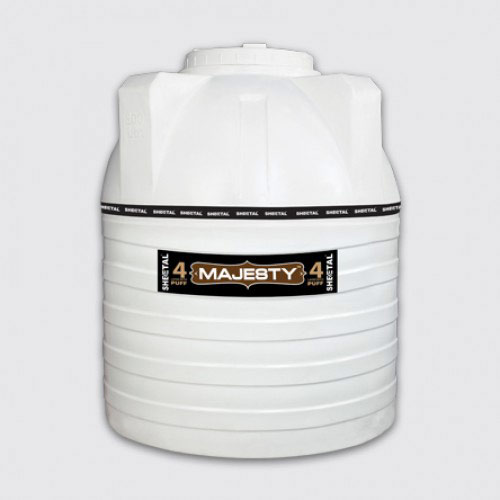 Majesty - Best Water Storage Tanks in India - The Sheetal Group