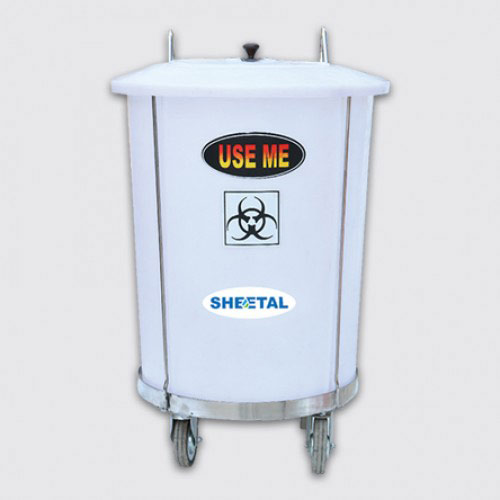 Open Drum - Best Chemical Storage Tanks in India - The Sheetal Group