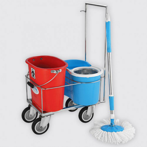 Mopping Trolley-I | Solid waste|The Sheetal Group