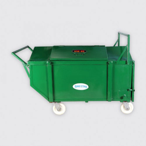 MS Jumbo Bin | Solid waste|The Sheetal Group