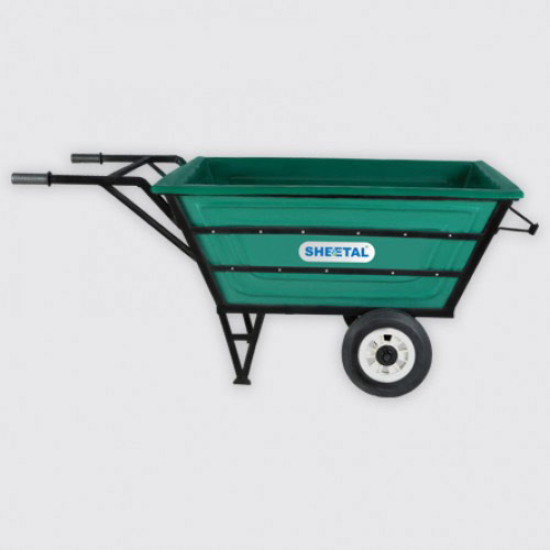 Wheel Barrow - Solid Waste Management  - The Sheetal Group