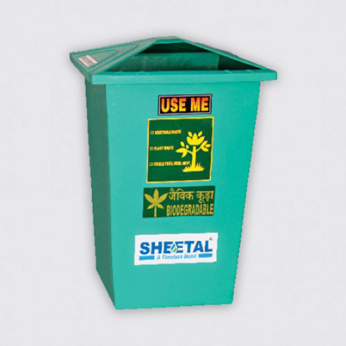 Pyramid Bin - SOLID WASTE MANAGEMENT
