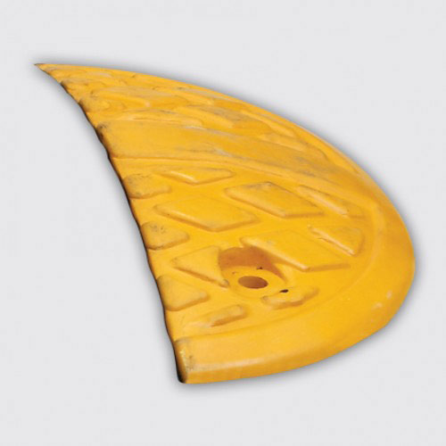 Speed Breaker Rubber End Cap M9 | Road Safety |The Sheetal Group