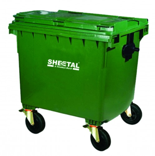 Garbage Container 1100L - SOLID WASTE MANAGEMENT