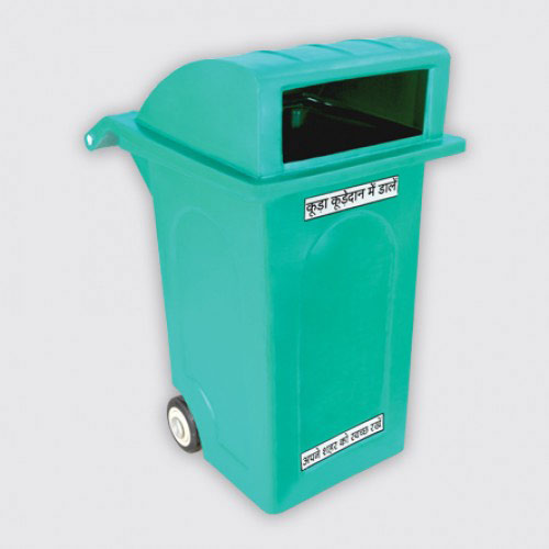 Two Wheeler Bin-I - Solid Waste Management Bins  - The Sheetal Group