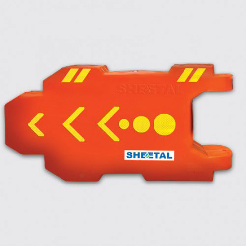 Delta - Road Barriers for Safety  - The Sheetal Group