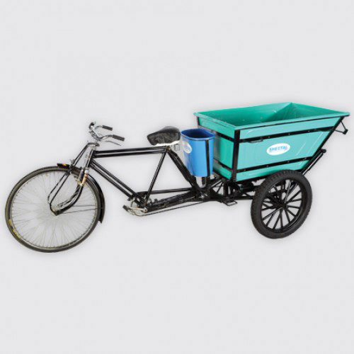 Garbage Rickshaw I - SOLID WASTE MANAGEMENT