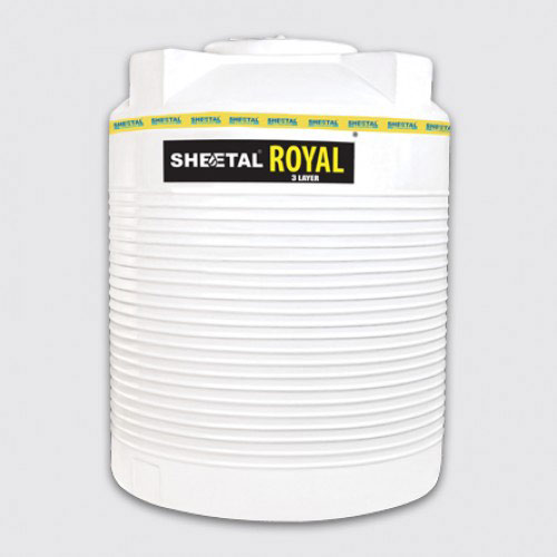 Royal | Water Tank | The Sheetal Group