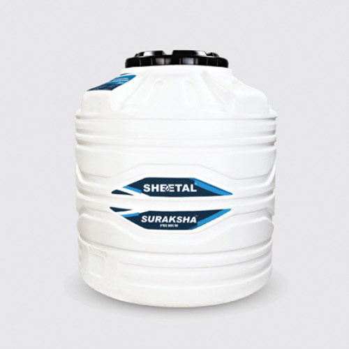 Suraksha Premium - Best Water Storage Tanks in India - The Sheetal Group