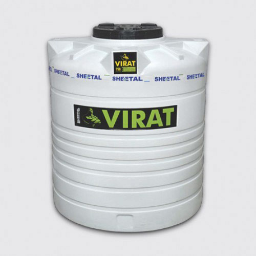 Virat - Best Water Storage Tanks in India - The Sheetal Group
