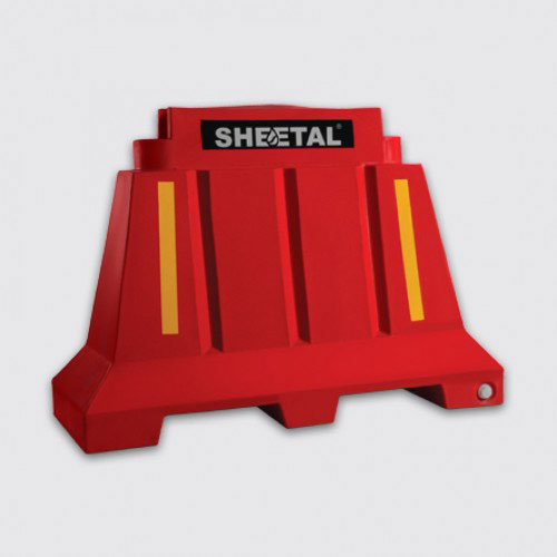 Gridlock-I - Road Barriers for Safety  - The Sheetal Group
