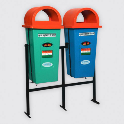 Roadside Moon Bin - Solid Waste Management  - The Sheetal Group