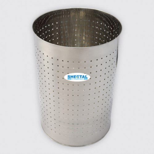 Open Drum SS Bin | Solid waste|The Sheetal Group
