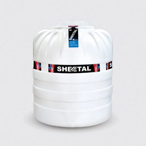 King Plus - Best Water Storage Tanks in India - The Sheetal Group