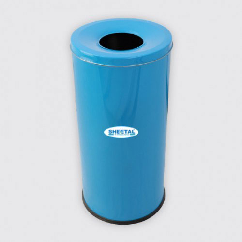 Tube Coated SS Bin - SOLID WASTE MANAGEMENT