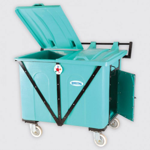 Mobile Bin - Solid Waste Management  - The Sheetal Group