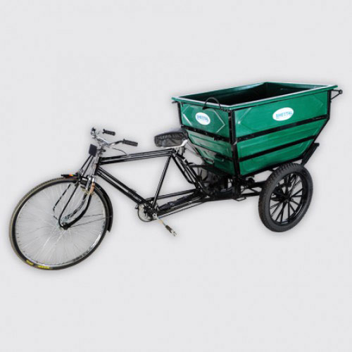 Maruti Rickshaw-I | Solid waste|The Sheetal Group