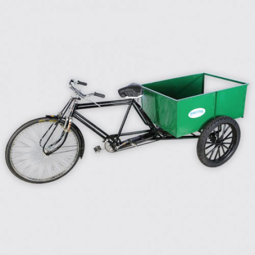 MS Container Rickshaw | Solid waste|The Sheetal Group