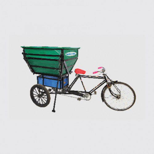 Maruti Rickshaw-II - SOLID WASTE MANAGEMENT