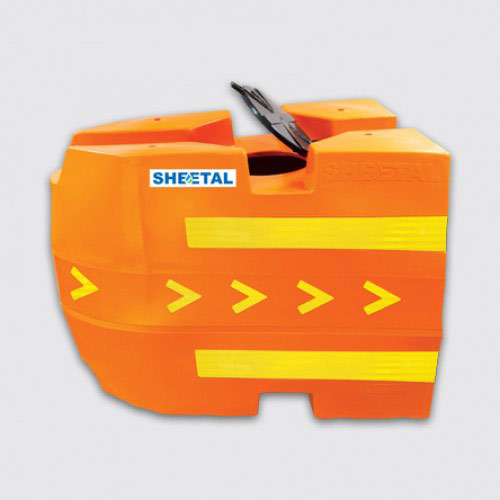 Optimus - Road Barriers for Safety  - The Sheetal Group
